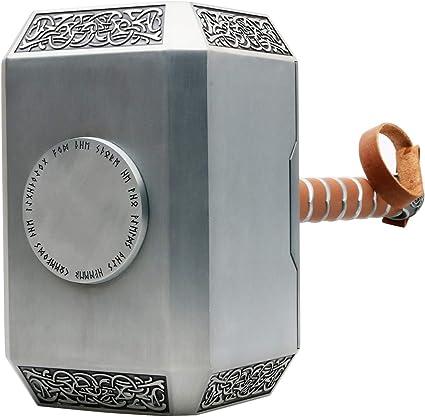Amazon Com Gmasking Norse Mythology Metal Mjolnir Thor Hammer