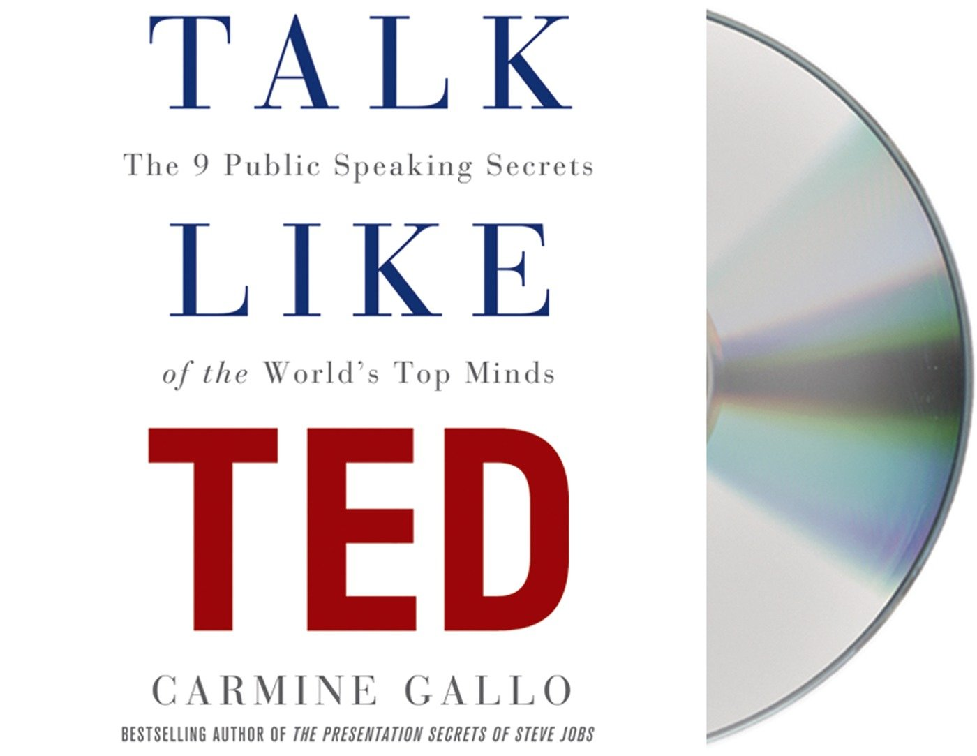 Talk Like TED: The 9 Public-Speaking Secrets of the World's Top Minds:  Carmine Gallo: 9781427236180: Amazon.com: Books