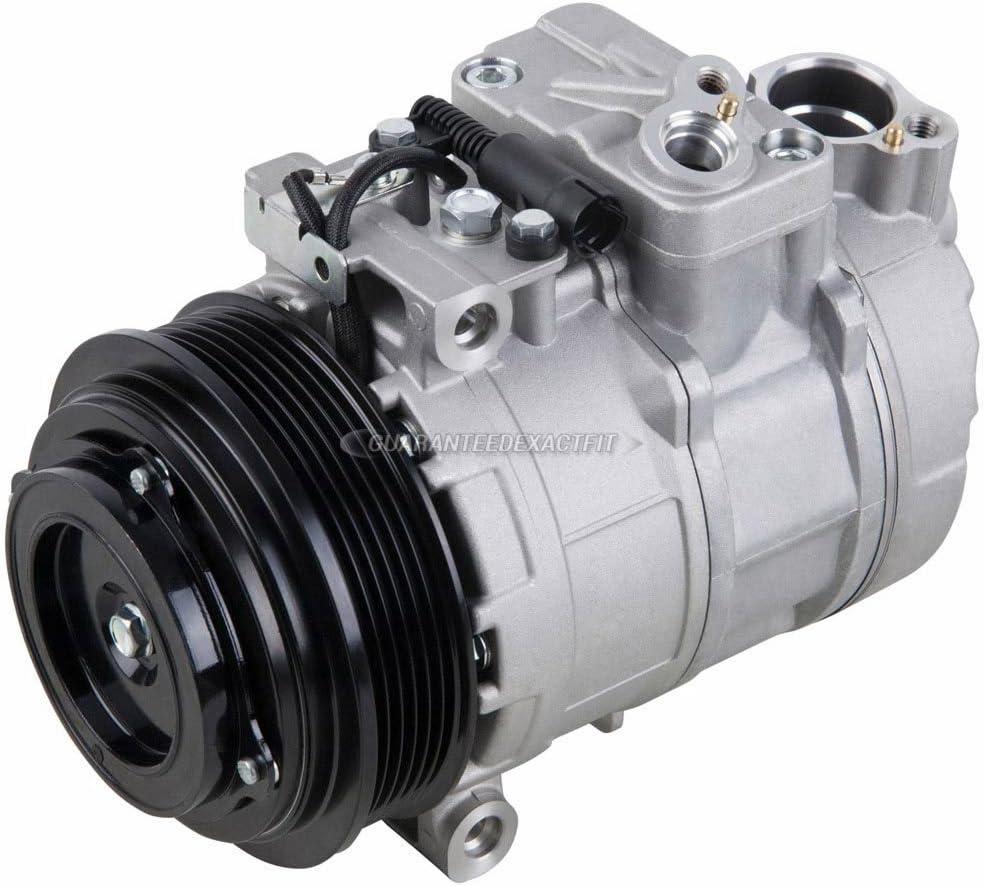 BuyAutoParts 60-80148RK New AC Compressor /& A//C Repair Kit For Mercedes E320 E300D E420 E430 E55 AMG W210 1996 1997 1998 1999 2000 2001 2002