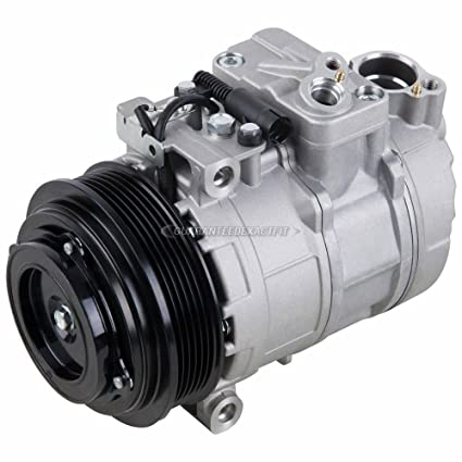 Amazon.com: AC Compressor & A/C Clutch For Mercedes C220 C230 C280 E320 SLK230 S500 ML320 - BuyAutoParts 60-00846NA New: Automotive