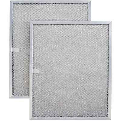 "Broan Model BPS1FA36 Range Hood Filter - 11-3/4"" X 17-1/4"" X 3/8"""