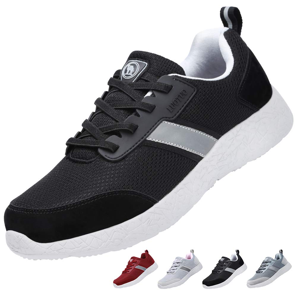 eb9a66241c11 ➤BREATHABLE UPPER---- Breathable and lightweight mesh upper allows your  feet to breathe and ensures the lightweight comfort feature