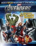 The Avengers: a Mighty Sticker Book, Disney Book Group, 1423185080