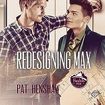 REDESIGNING MAX: FOOTHILLS PRIDE STORIES, BOOK 2