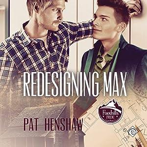 Redesigning Max Audiobook