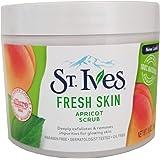 St. Ives Fresh Skin Exfoliating Apricot Scrub, 283ml, 10 fl.oz. (Pack of 3)