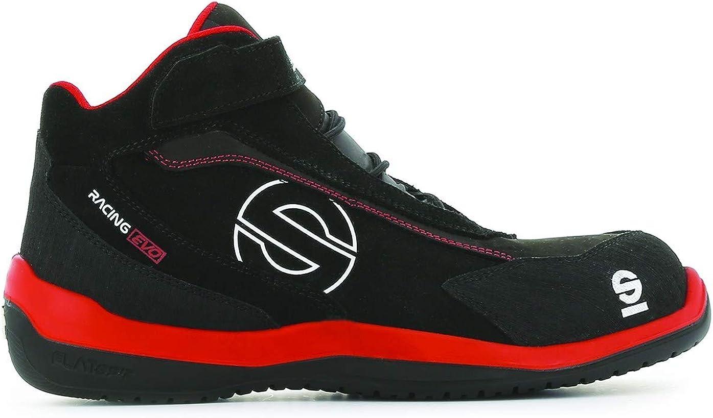 Zapatillas Evo Racing Rouge//Noir Taille 42
