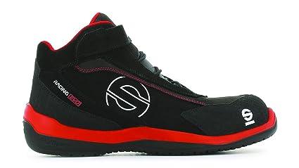 SPARCO S0751542RSNR Zapatillas Racing EVO Red/Black Talla 42