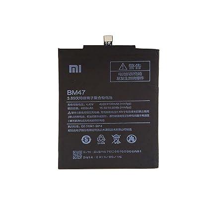 Generic BM47 Battery For Xiaomi Redmi 3, Redmi 3S &Redmi 3S Prime