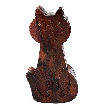 Ratnatraya - Puzzle de Madera para Gato para niños, Peso y ...