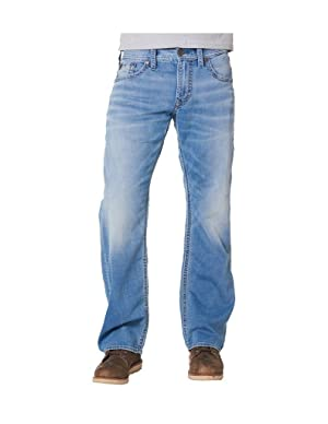 Silver Jeans Co. Zac, Light Wash