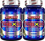ALLMAX Nutrition Trib X 90 Pure Tribulus Terrestris 750 mg – 90 Capsules (2 Pack) For Sale