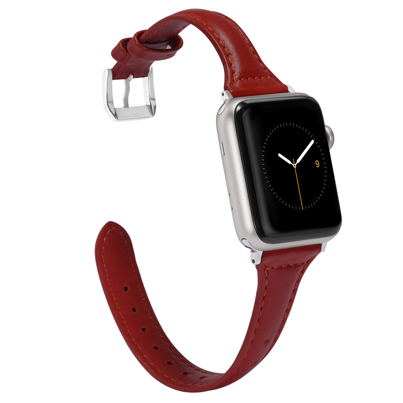 Malla Cuero para Apple Watch (42/44mm) WEARLIZER [7W111J3B]