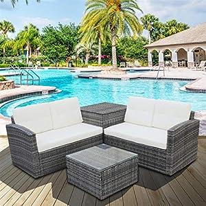 61WEp0kwVwL._SS300_ Wicker Patio Furniture Sets