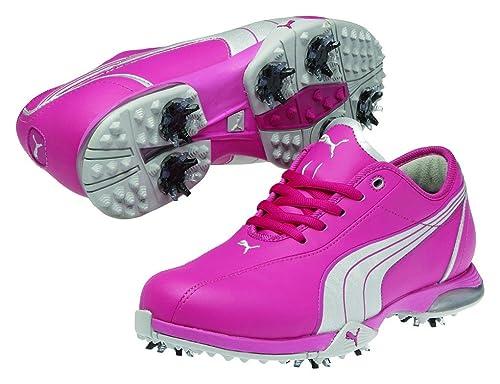 Puma Damen PG RoyalTee Golfschuhe – 186158 01 Pink