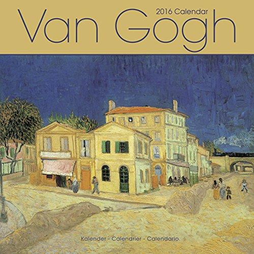 - Van Gogh Calendar - 2016 Wall calendars - Art Calendar - Monthly Wall Calendar by Avonside