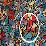 d-c-fix 346-0431 Self-Adhesive Privacy Glass Window