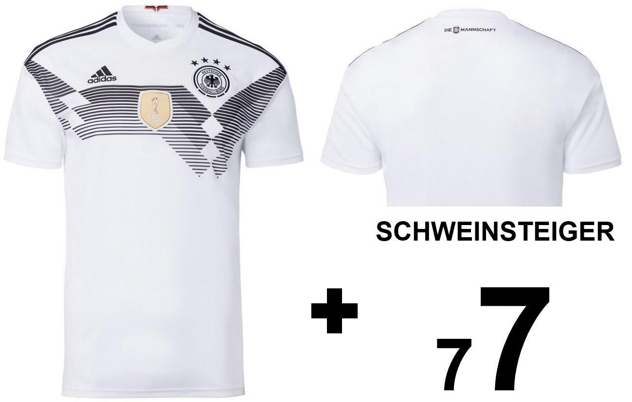 Trikot Kinder DFB 2018 Home WC - Schweinsteiger 7
