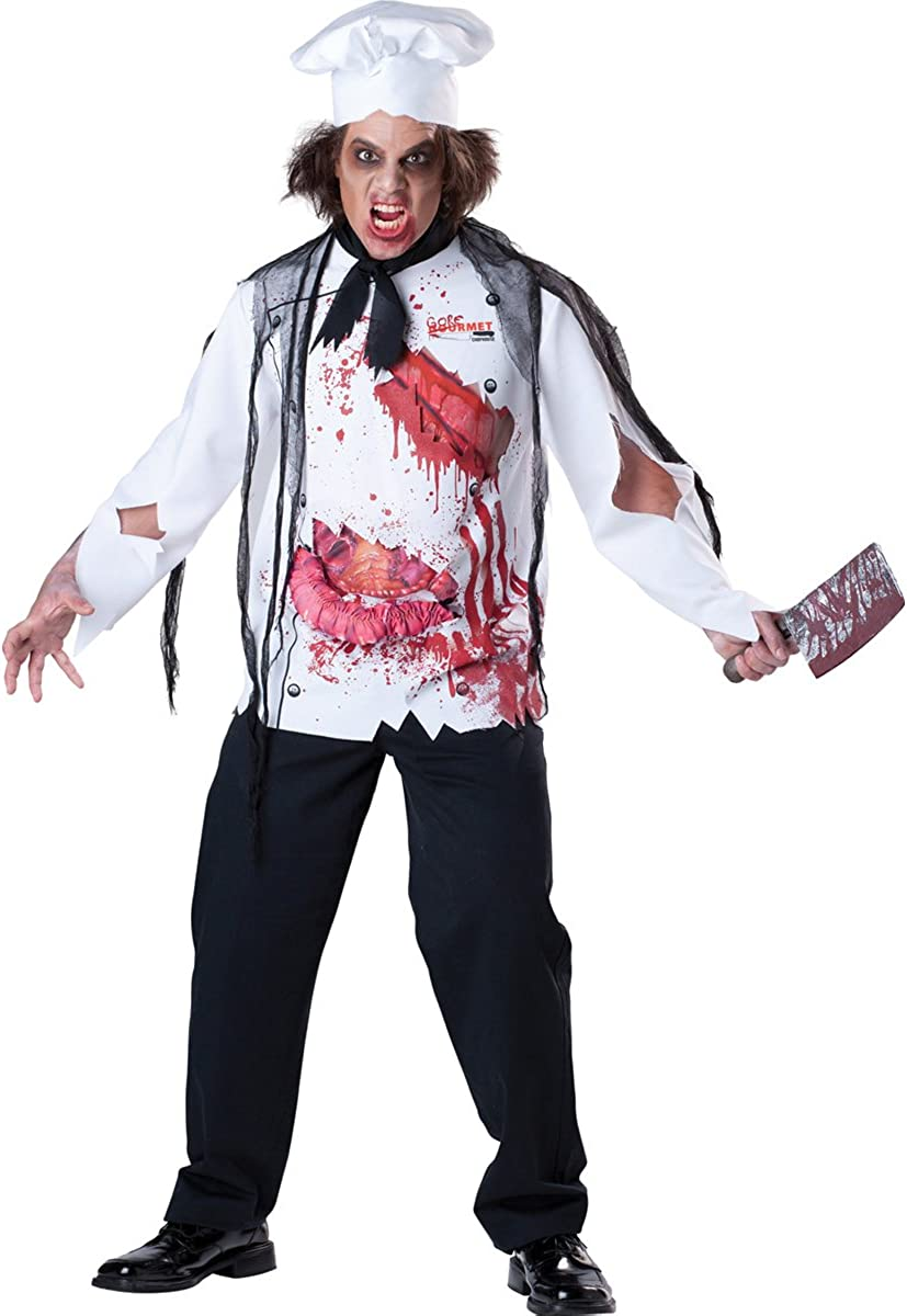 Scary Zombie Ladies Halloween Fancy Dress Adults Womens Horror Costume Outfit
