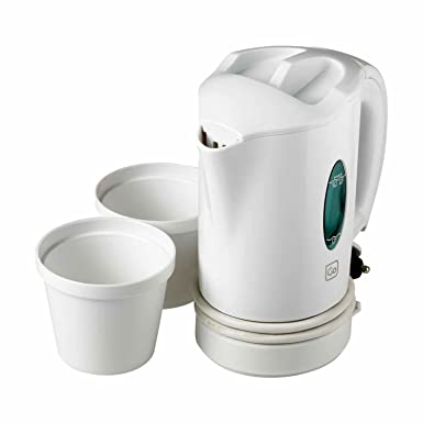 61WEvFMCDlL._UX385_ amazon com travel water heater kettle for car clothing