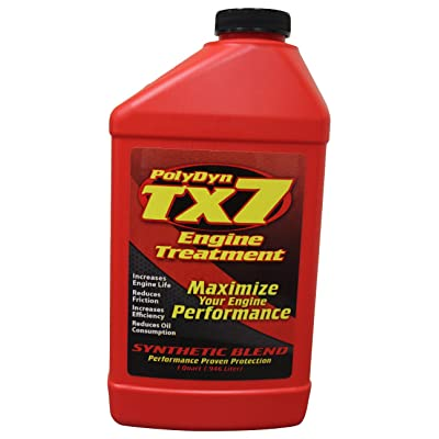 PolyDyn TX7 Engine Treatment: Automotive
