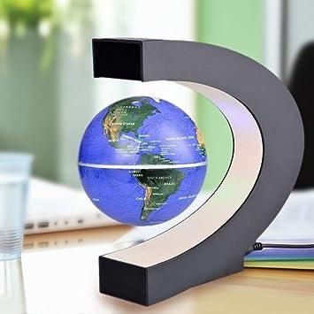 Anti gravity globe magnetic floating globe world map teacher and anti gravity globe magnetic floating globe world map teacher and student ideal decorative item gumiabroncs Gallery
