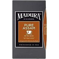 Madura Pure Assam 50 Tea Bags, 1 x 100 g