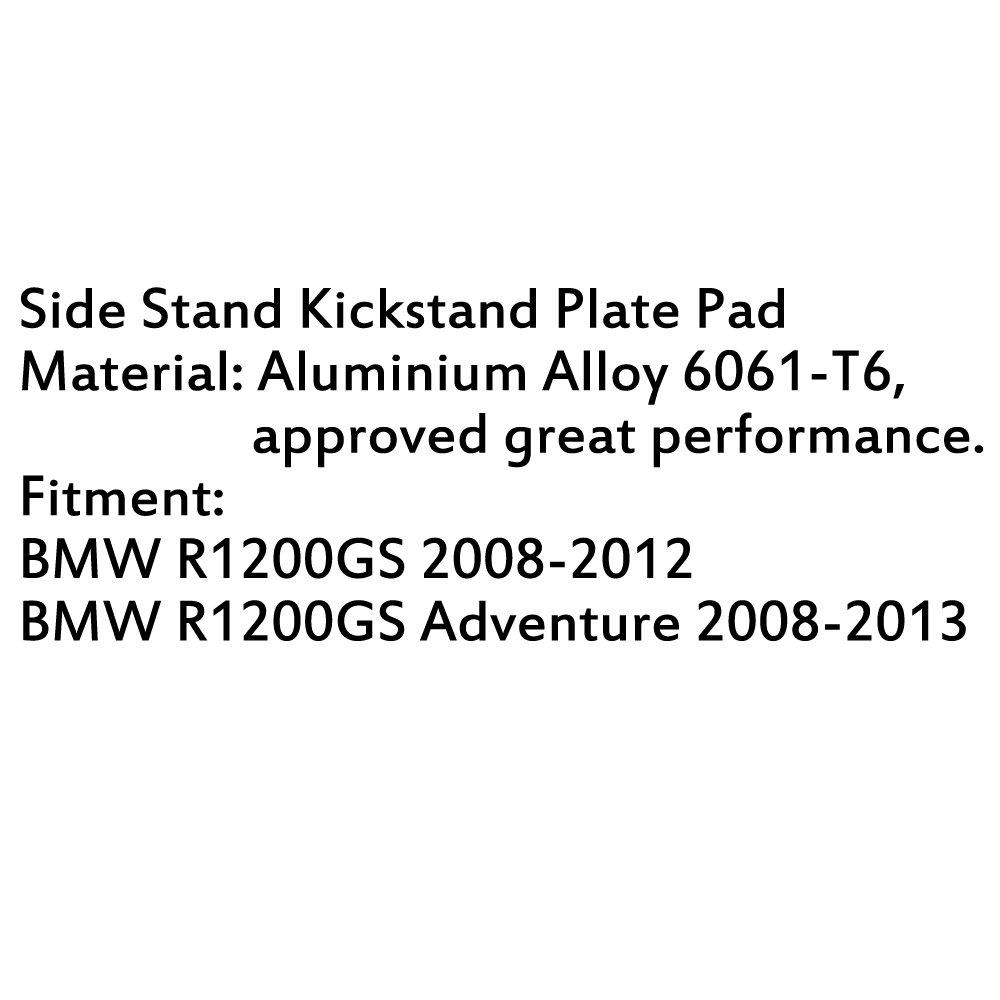 Soporte lateral para B-M-W R1200GS 2008-2012 Adventure 2008-2013 Kickstand