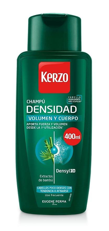 Kerzo Densidad Volumen y Cuerpo Champú - 400 ml