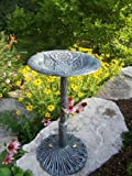 American Eagle Bird Bath Finish: Antique Verdi