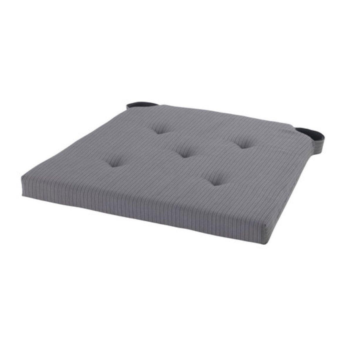 IKEA 503.078.37 Justina Chair Pad Natural