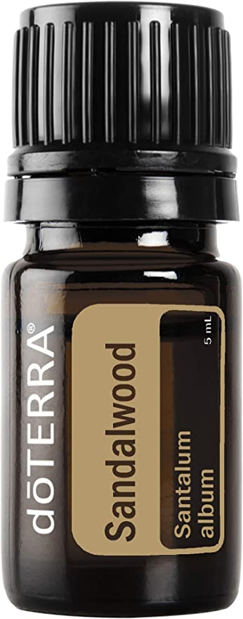 Doterra's Indian sandalwood essential oil
