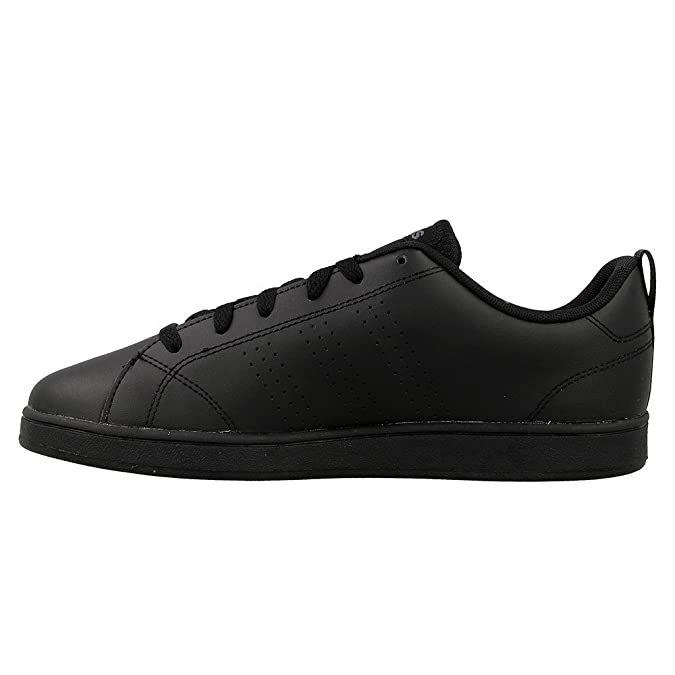 Adidas Vs ADV Cl CMF Inf, Zapatillas Unisex Bebé, Negro (Negbas/Negbas/Onix), 27 EU
