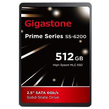 Gigastone SSD Disco gs-ssd-6200 – 256 GB-R 512 GB: Amazon.es ...