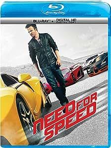 Need for Speed [Blu-ray + Digital Copy] (Bilingual)