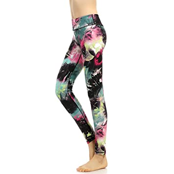 XYACM Ropa de Fitness for Mujer Yoga Plus SizeElastic ...