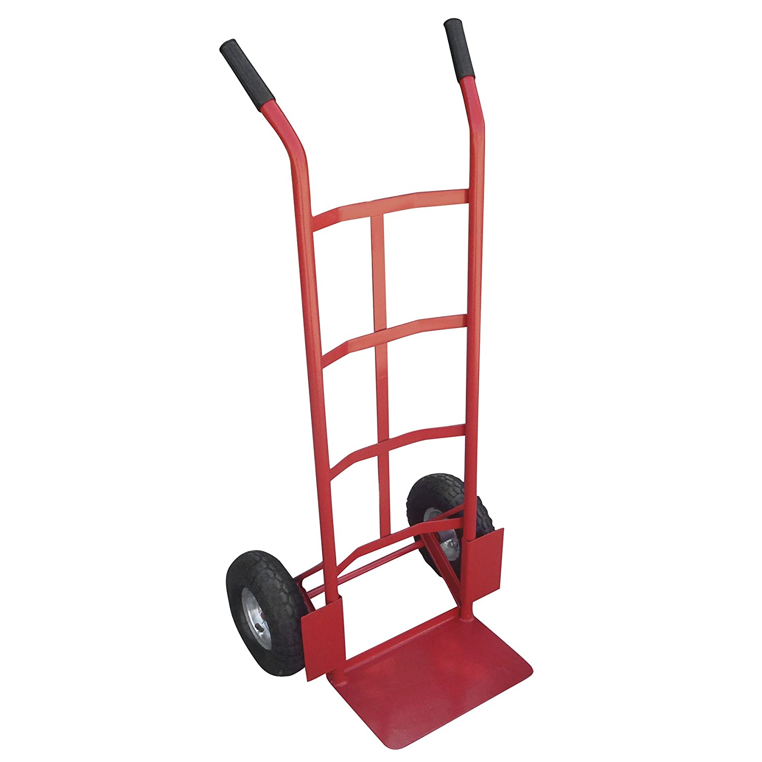 Cogex 63043 Sack trolley with pneumatic tyre wheels