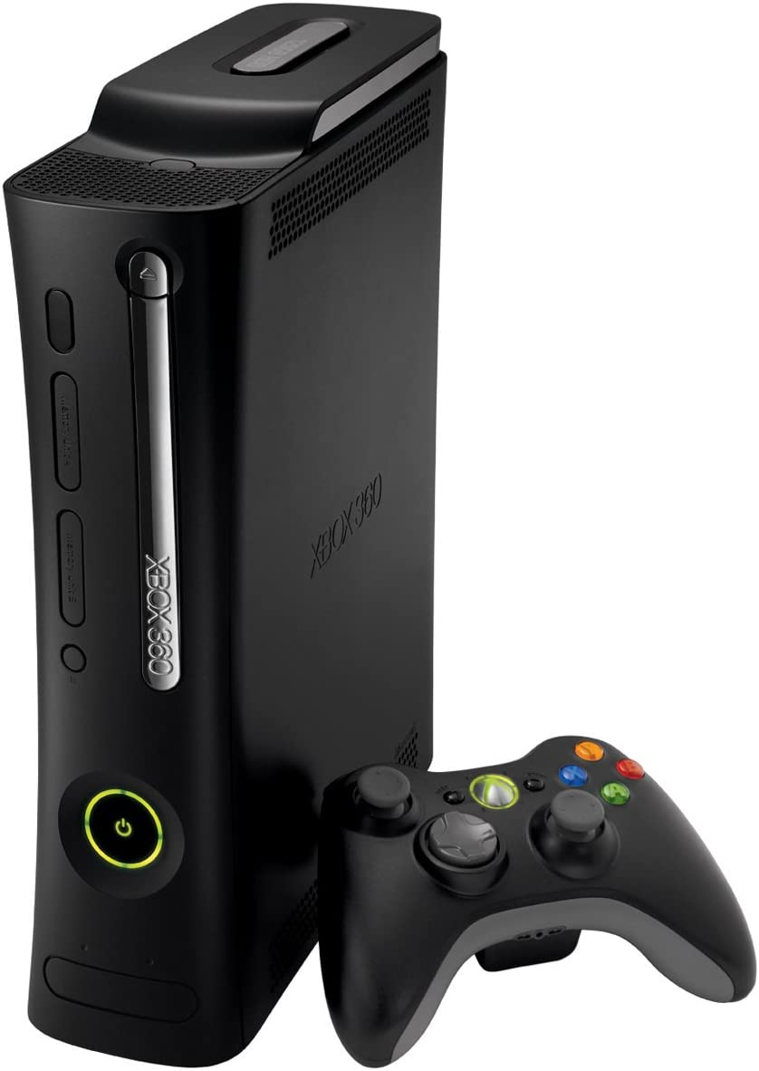 Amazon.com: Xbox 360 Elite 120gb with Kinect and Games: Video Games