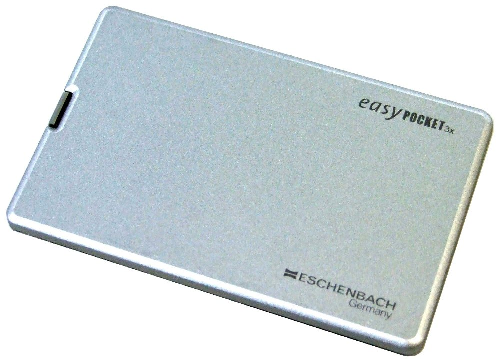 Easy Pocket Compact Magnifier with Light from Eschenbach