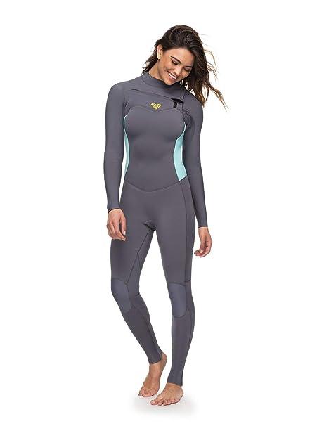 Roxy - Traje de Surf GBS con Cremallera en el Pecho - Mujer - 14 ...
