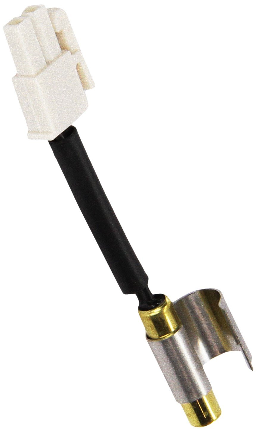 Whirlpool W10383615 Thermistor with Clip, Silver