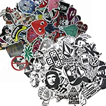160PCS Different Car Motorcycle Bicycle Skateboard Laptop Luggage Vinyl Sticker Graffiti Laptop Luggage Decals Bumper Stickers