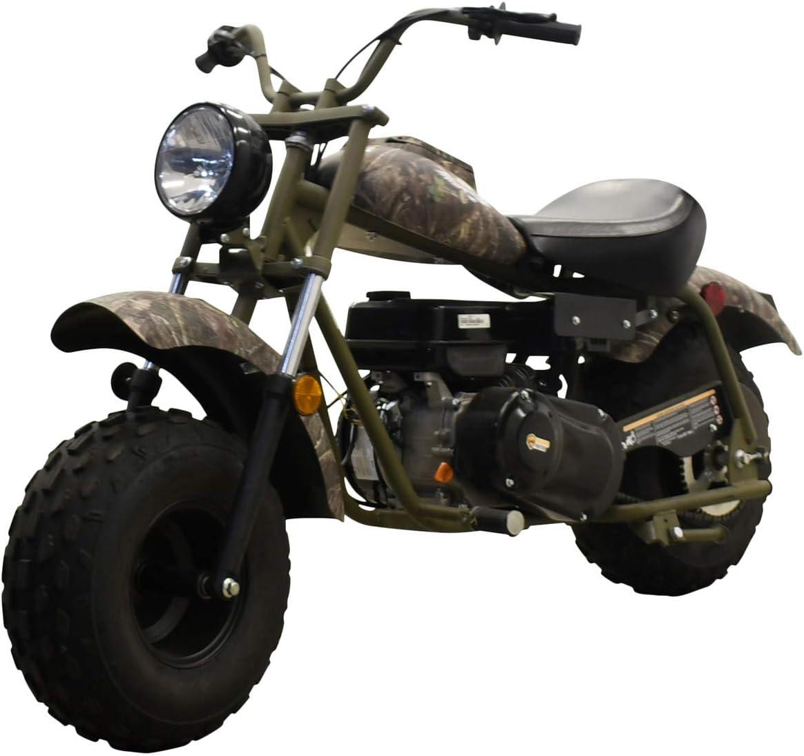 Massimo Motor Warrior200 196CC