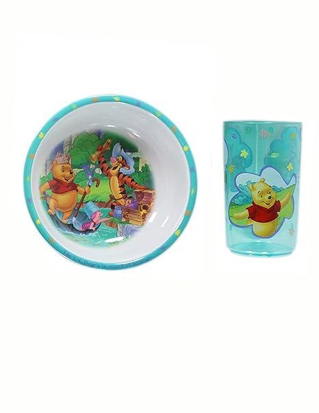 Winnie the Pooh Dinnerware Set (3 Piece) - Winnie the Pooh Dinner Set  sc 1 st  Amazon UK & Winnie the Pooh Dinnerware Set (3 Piece) - Winnie the Pooh Dinner ...