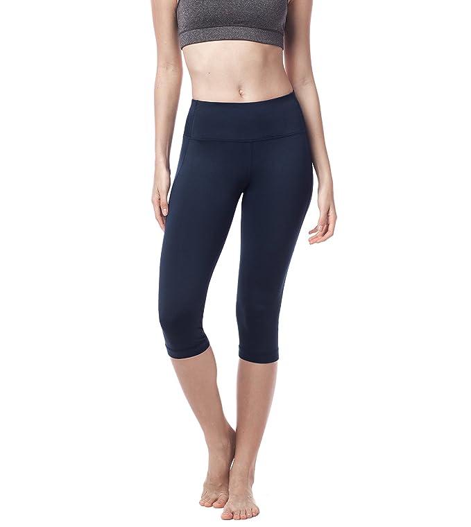 71 opinioni per Lapasa Donna Capri Leggings 3/4 Allenamento Opaco Yoga Fitness Spandex Palestra