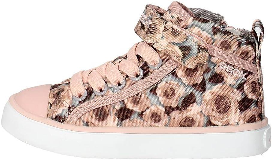 Geox Girl's Ciak High Top Sneaker