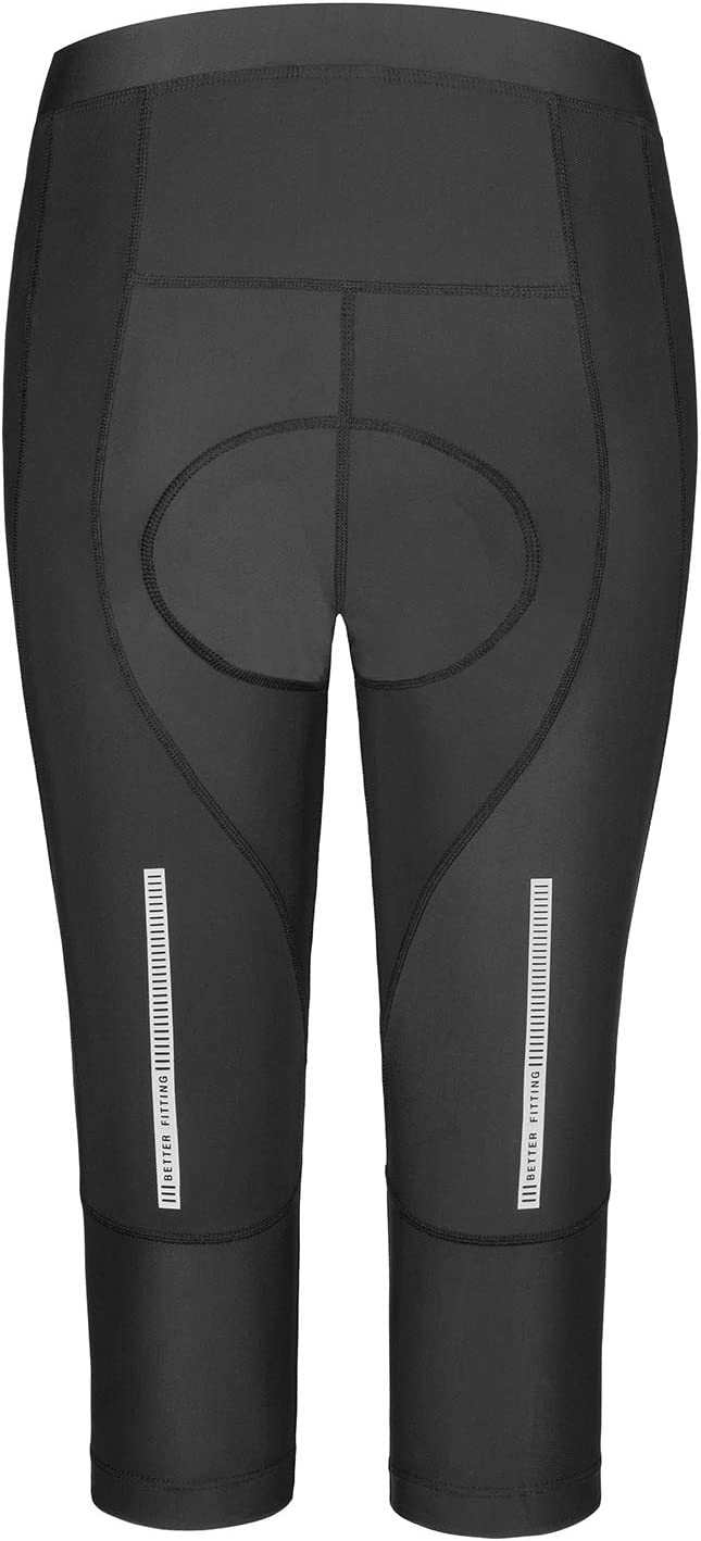 Przewalski Women Premium 4D Padded Breathable Cycling Tights Womens Cycling Pants Breathable /& Quick Dry