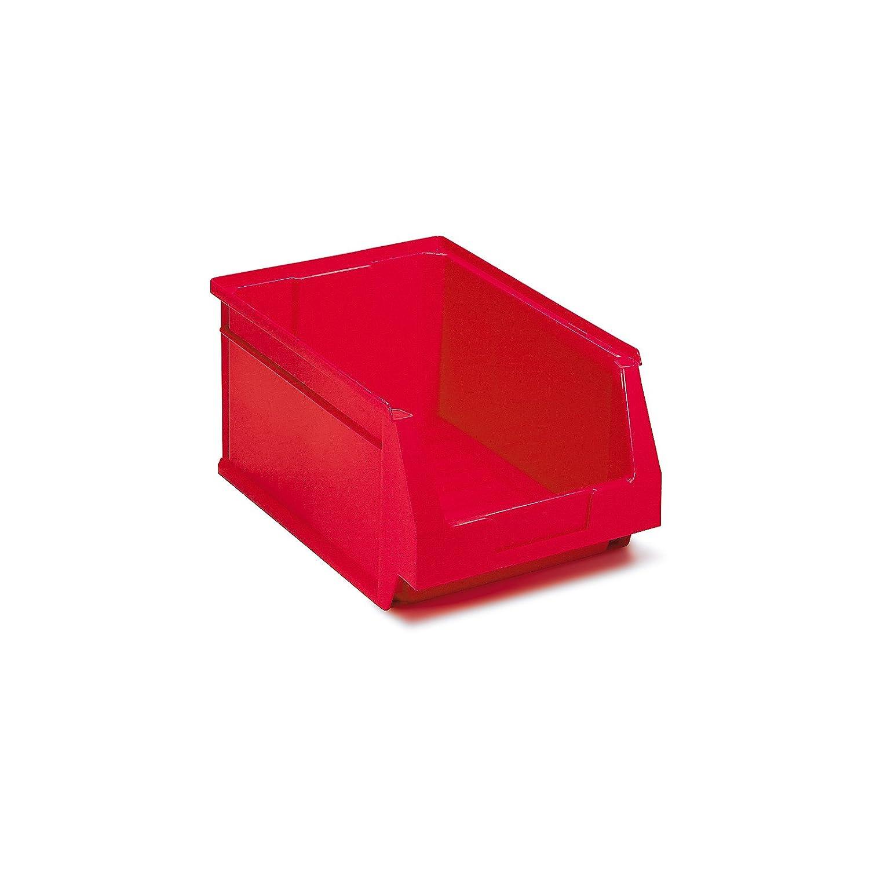 Gaveta apilable n/º 53 336 x 160 x 130 mm Tayg 253102 Rojo
