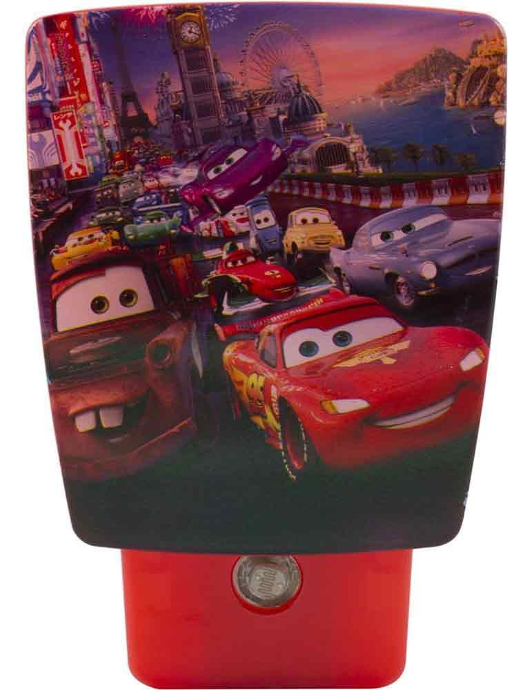 Disney / Pixar一体型LED Shade Night Light ( Disney / Pixar 's Cars ) B0091U421S