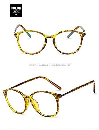Lunettes de soleil CHTIT Miroir Homme Femme Ronde Style de yeux de chat Diamant # TSGL308 (or-marron) 0WNJkU9xm